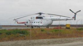 ООНовский вертолет прибыл сюда из Африки