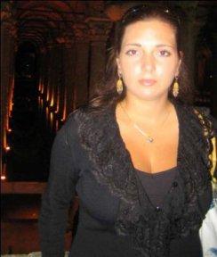 Дочь Мария Ахадова в Стамбуле