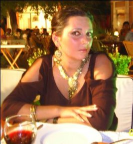 Мария  Ахадова - дочь