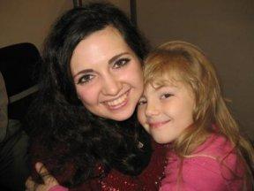 Сестры Мария и Руслана