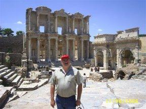 древний Эфес античная библиотека
