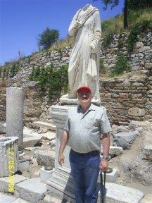 В Эфесе, там, где проповедовал апостол Павел