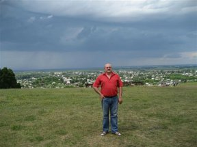 В Сростках - родной деревне В.М.Шукшина