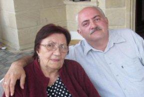 Я и Мама - пятьдесят лет назад и сейчас